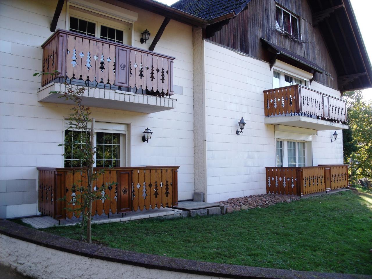 balcon cheneaud