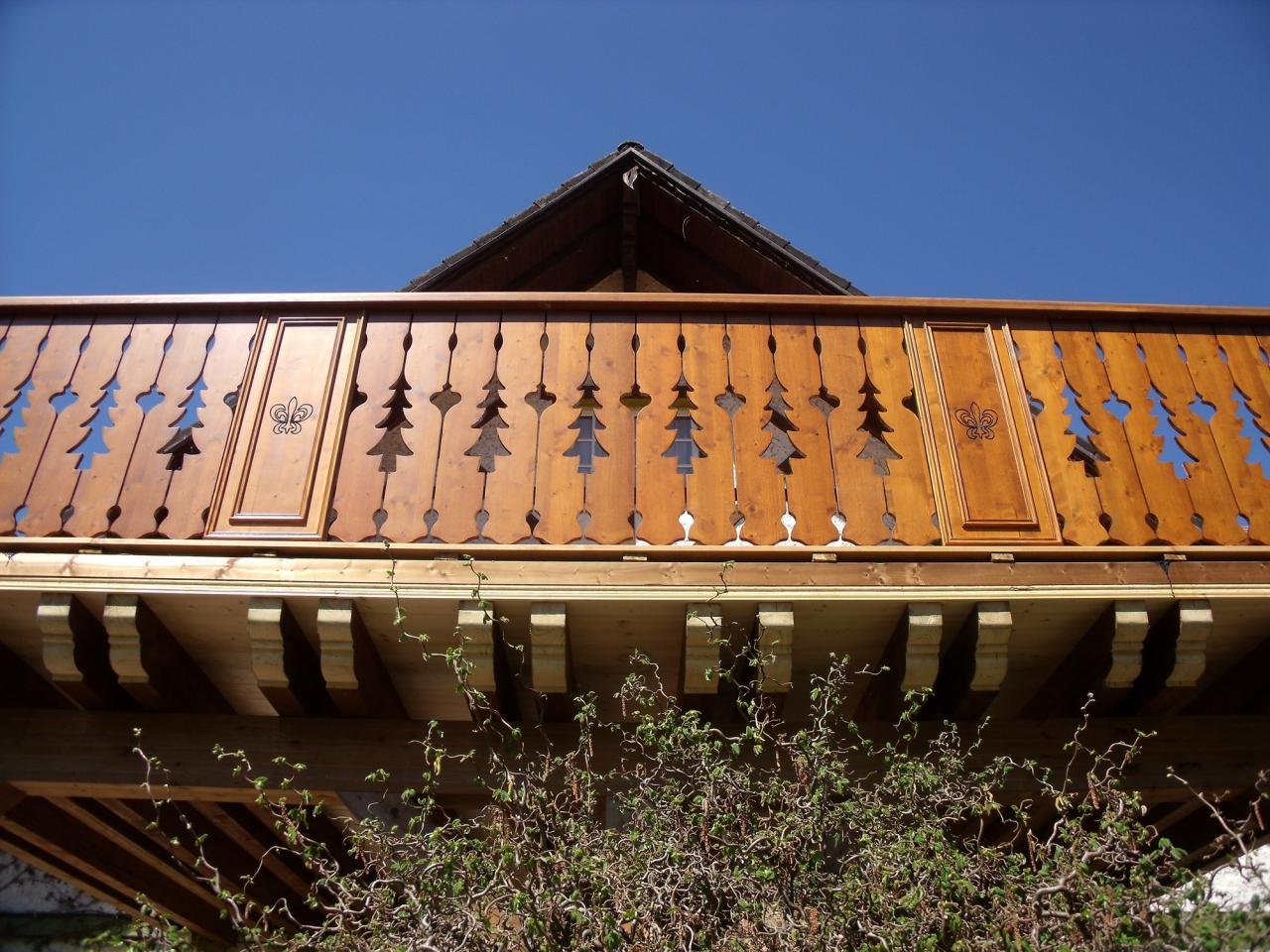 Détails du balcon