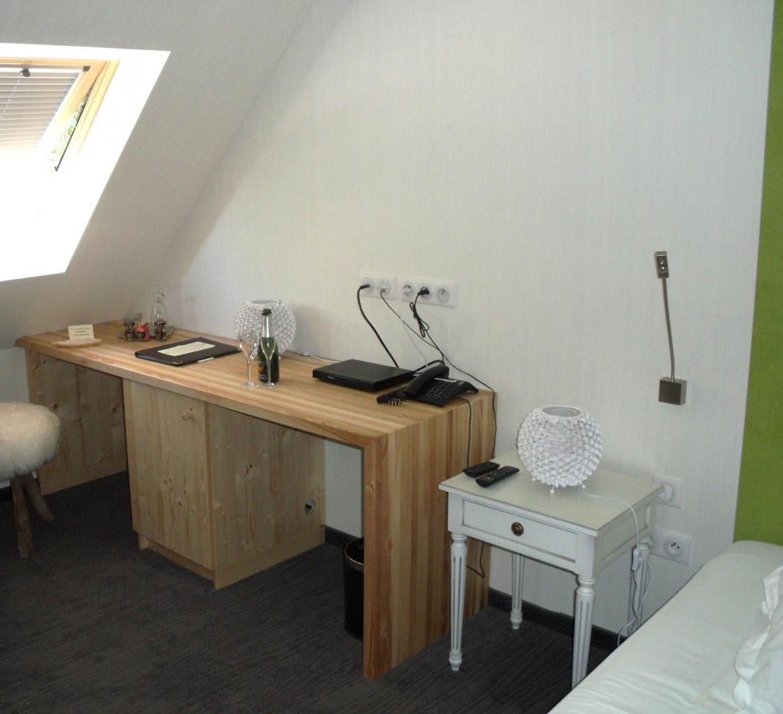 Bureau chambre d\'hôtel