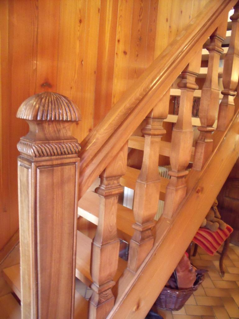 escalier rusti 1